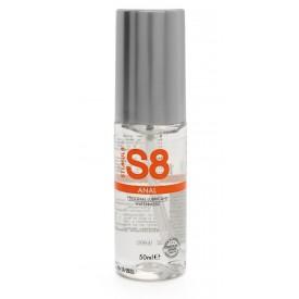 Анальная смазка на водной основе S8 Anal Lube - 50 мл.