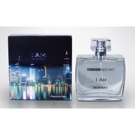 Мужская парфюмерная вода с феромонами Natural Instinct I Am - 100 мл.