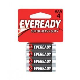 Батарейки EVEREADY R03 типа AAA - 4 шт.